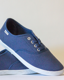 Picture of Men Blue Casual Shoes