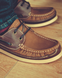 Picture of Men Brown Casual Shoes