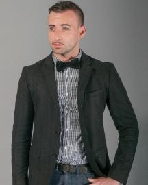 Picture of Men Dark Magenta Suit