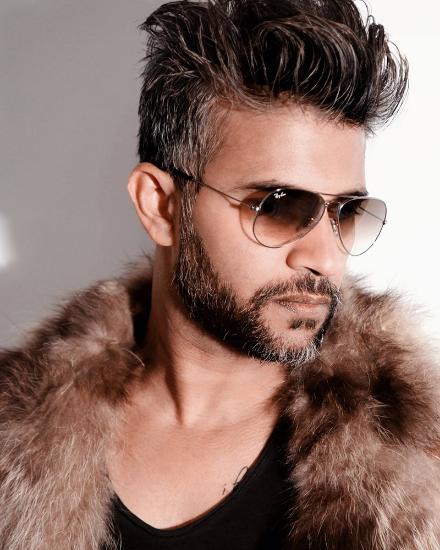 Picture of Men New Black Sunglasses